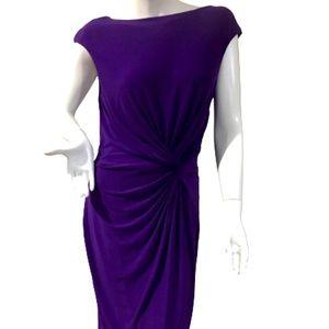 Ralph Lauren Size 12 Purple  Dress